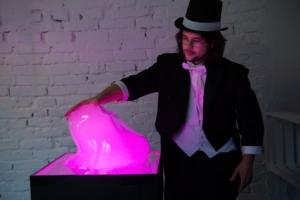 Teatr Magicznych Baniek - fot. Adam Bogdan - 01