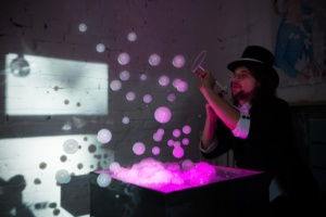 Teatr Magicznych Baniek - fot. Adam Bogdan - 02