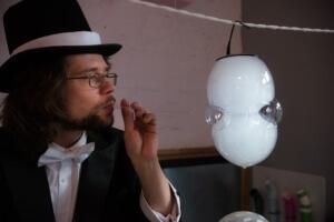 Teatr Magicznych Baniek - fot. Adam Bogdan - 03