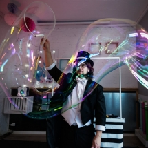 Teatr Magicznych Baniek - fot. Adam Bogdan - 15